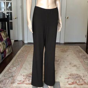 J Jill Ponte Knit Bootcut Pants